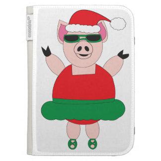 Caso de Caseable del cerdo del ballet del navidad
