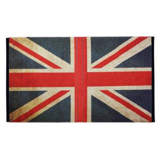 Caso de Caseable del iPad de la bandera de unión