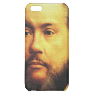 Caso de Charles H Spurgeon iPhone4, cierre encima