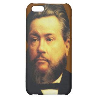 Caso de Charles H Spurgeon iPhone4 en chocolate