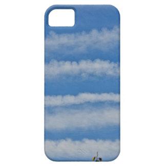 Caso de Chemtrail IPhone iPhone 5 Carcasa