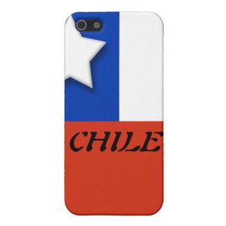 Caso de Chile Iphone 4 iPhone 5 Fundas