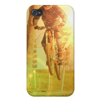 Caso de ciclo del iPhone 4 iPhone 4/4S Carcasa