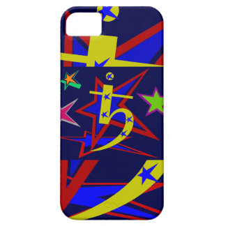 caso de cinco estrellas iphone5, iPhone 5 carcasas