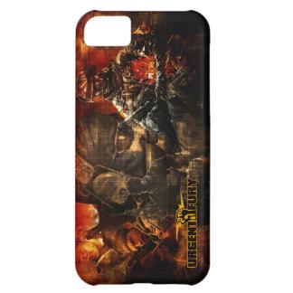 Caso de comandante Fury IPhone 5 Funda Para iPhone 5C