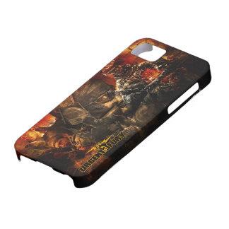 Caso de comandante Fury IPhone 5 iPhone 5 Carcasa