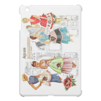 Caso de costura del iPad del modelo del delantal d
