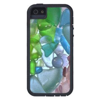 Caso de cristal del iPhone 5/5s del mar Funda Para iPhone SE/5/5s