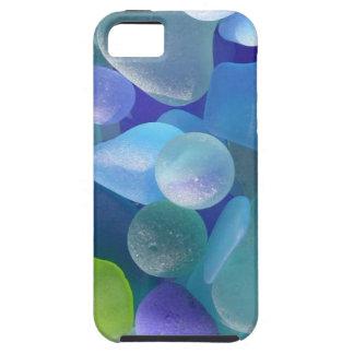 Caso de cristal del iPhone 5 de la sensación del Funda Para iPhone SE/5/5s