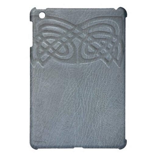 Caso de cuero céltico del iPad