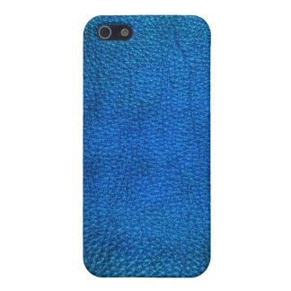 caso de cuero del iphone 3d iPhone 5 carcasa