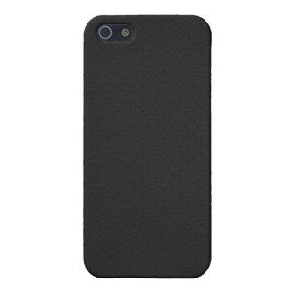caso de cuero del iphone 3d iPhone 5 protector
