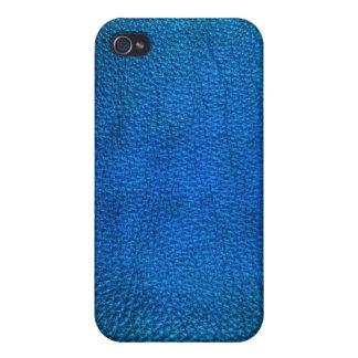 caso de cuero del iphone 3d iPhone 4 fundas