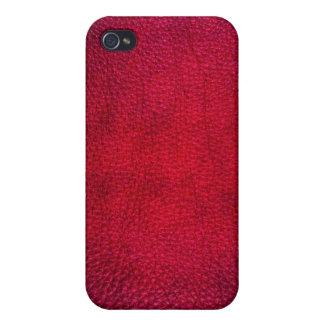 caso de cuero del iphone 3d iPhone 4/4S carcasas