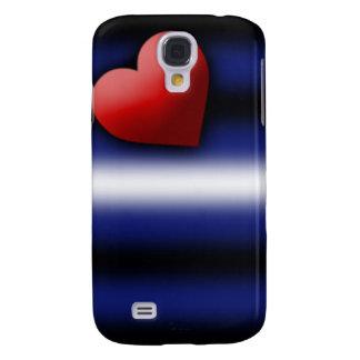 Caso de cuero del orgullo iPhone3 Funda Para Galaxy S4