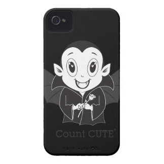 Caso de Cute® Blackberry de la cuenta Case-Mate iPhone 4 Fundas