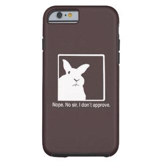 Caso de desaprobación Brown del iPhone 6 de los