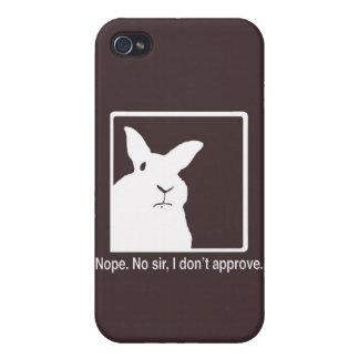Caso de desaprobación del iPhone 4 del logotipo de iPhone 4 Cárcasas