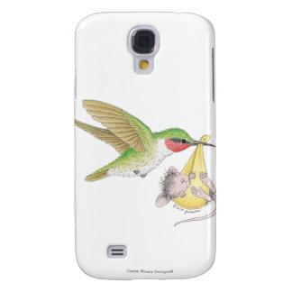 Caso de Designs® IPHONE 3G/3GS del Casa-Ratón Funda Samsung S4