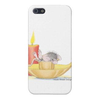 Caso de Designs® IPHONE 4 del Casa-Ratón iPhone 5 Cárcasas