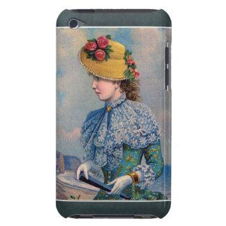 Caso de Dress Speck iPod del Victorian de señora d iPod Touch Coberturas
