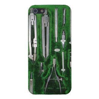 Caso de elaboración del iPhone 5/5S de las herrami iPhone 5 Carcasas