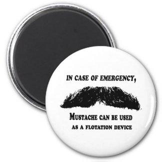 Caso de emergencia imán redondo 5 cm
