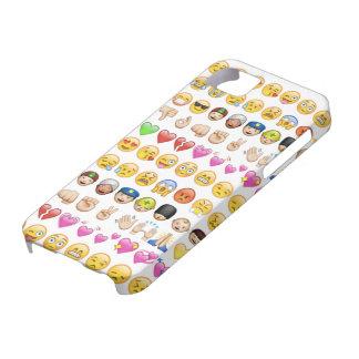 Caso de Emoji para el iPhone 5/5s iPhone 5 Carcasas