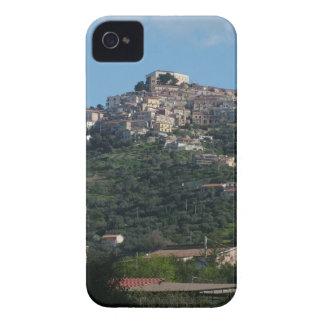Caso de encargo de Italia Blackberry iPhone 4 Cárcasas