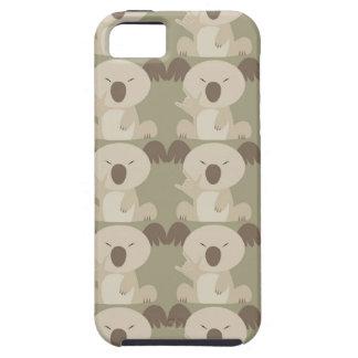 Caso de encargo de la koala del ASL te amo Funda Para iPhone SE/5/5s