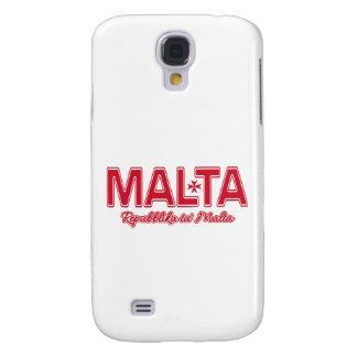 Caso de encargo de MALTA HTC Funda Para Galaxy S4