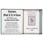Caso de encargo del iPad 2/3/4 - folio de DODOcase