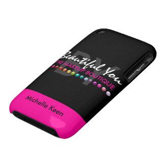 Caso de encargo del iPhone 3G/3GS de la casamata Case-Mate iPhone 3 Funda