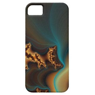 Caso de encargo del iPhone 5 del nuevo fractal de iPhone 5 Carcasa