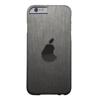 Caso de encargo del iPhone 6 del logotipo de la Funda Barely There iPhone 6
