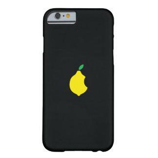 Caso de encargo del iPhone 6 del logotipo del Funda Barely There iPhone 6