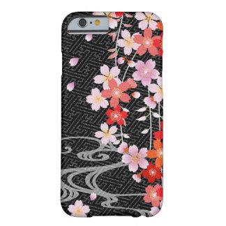 Caso de encargo del iPhone 6 del modelo del kimono