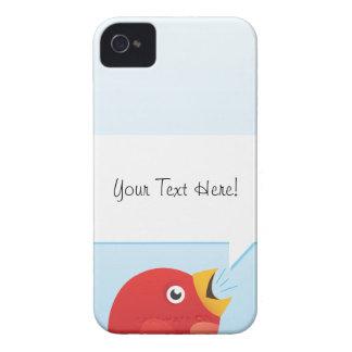 Caso de encargo del iPhone añada su propio mensaj iPhone 4 Case-Mate Carcasa