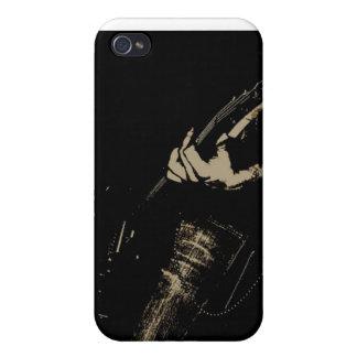 Caso de encargo del iPhone de Rockstar iPhone 4 Cárcasa