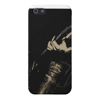 Caso de encargo del iPhone de Rockstar iPhone 5 Carcasa