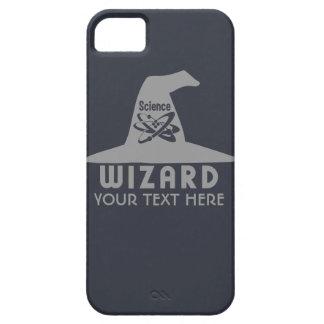 Caso de encargo del iPhone del mago de la ciencia iPhone 5 Case-Mate Protector
