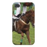Caso de enfriamiento del iPhone 4 del caballo iPhone 4 Protector