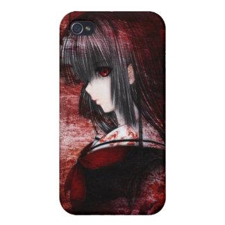 Caso de Enma Ai i4 iPhone 4 Cobertura