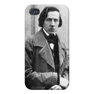 Caso de Frédéric Chopin Iphone iPhone 4 Fundas