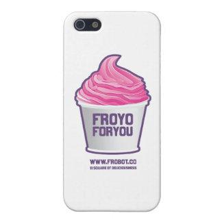 Caso de Frobot iPhone5 iPhone 5 Carcasa