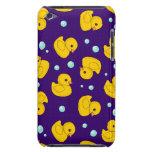 Caso de goma de Duckies iPod iPod Touch Case-Mate Carcasa