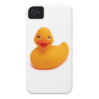 Caso de goma de IPhone del pato Carcasa Para iPhone 4 De Case-Mate