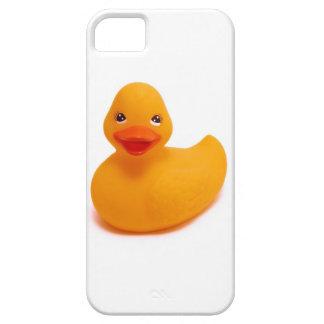 Caso de goma de IPhone del pato Funda Para iPhone SE/5/5s