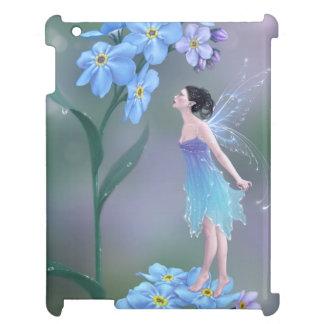 Caso de hadas del iPad de la flor de la