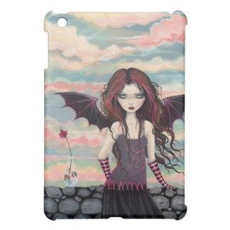 Caso de hadas del iPad del vampiro color de rosa